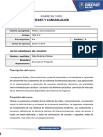 Fundamentos de Redes y Comunicaciones @ Componentes Sistema