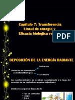 Transferencia Lineal de Energia