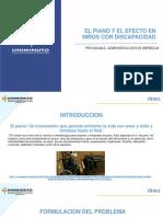 El Piano y El Efecto en Niños Con Discapacidad Ppp (2)