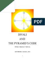 Petko Nikolic Vidusa - Divali and the Pyramid's Code
