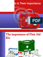 First Aid Kits & Their Importance