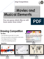 KS1 Term 3 Lesson 8 Movies - Drawing Competition