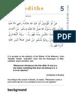 hadith 05.pdf