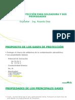 Gases de Proteccion de Soldadura Unt