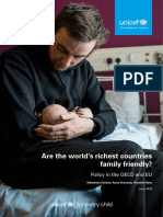 Family Friendly Policies Research UNICEF 2019