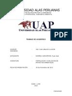 Trabajo Academico - FEPA