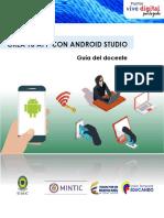 XxxxxxxxxxGuía Docente Crea Tu App Con Android Studio