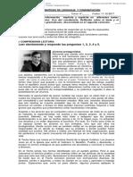 PRUEBA SINTESIS DE LENGUAJE  Y COMUNICACIÓN. 6°A.B.C