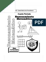 Razonm Matematico 3ero 4bim 2005