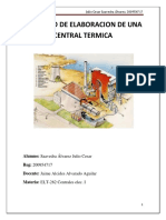 Proyecto Central Termica