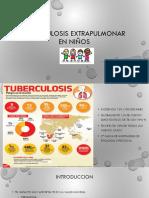 10. Tuberculosis Extrapulmonar en Niños