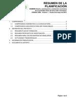 Reg-comn Comunicado (1) - Resumen Plan