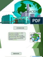 La Globalizacion Grupo 3