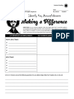 summer reading assignment - 8th grade - biography packet - author study for edgar allan poe  pdf