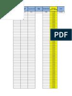 Prueba Excel