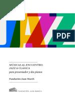 Guia Musicas Encuentro Clasica Jazz