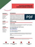 Taller RCP Internado de Medicina Pag Web
