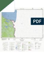 Hoja Cartográfica San Juan del Norte