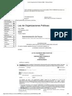Ley de Organizaciones Políticas (1096) - Infoleyes Bolivia.pdf