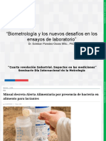 Biometrologia E Paredes