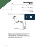 Mando Selector VolvoAT2512C, ATO2512C, AT2812C,