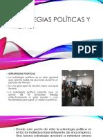 Estrategias Políticas y Metas - Presentacion