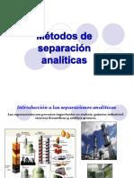 269229704 Metodos de Separacion Analiticas