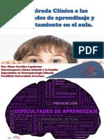 Una Mirada Clinica Dificultades Del Aprendizaje