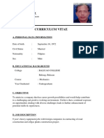 Albin Updated Resume