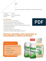 Nutricion (Adulta e Infantil) - Dietas Estandar Por Patologia - Enfermedad Renal Crónica (ERC) Dialisis - NEPRO HP