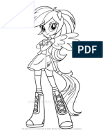 Ponys Colorear