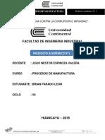 Pa1 Proc Manu
