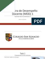 mdd 1 presentation