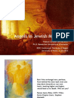 Angels in Jewish Mysticism