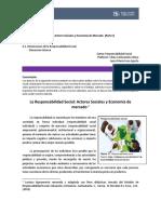 Lectura 9 Resp. Soc Actores Sociales y Econ de Mercado I