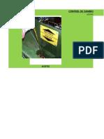 Control de Consumo de Forros de Chancadoras - 2018 - Copia