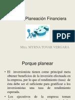i Planeación Financiera Ant.y Conceptos de Presupuestos