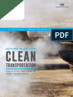 Taskforce Report on Clean Transport