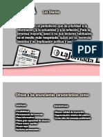 PUBLICIDAD  DIAPOSITIVAS