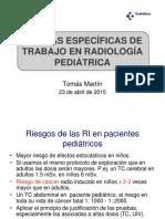 Normas Específicas de Trabajo en Radiología Pediátrica 2015