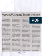 Business Mirror, June 17, 2019, Solon wants SEC to suspend biz permits of scammers.pdf
