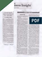 Malaya, June 17, 2019, House report card under Gloria 909 bills OK'd.pdf