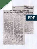 Ngayon, June 17, 2019, Sa pagpoli ng Speaker kaso ni Alvarez gabay ng solons.pdf