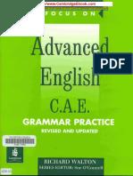 Longman Focus on Advanced English Grammar Practice