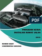 Program Kerja Rawat Jalan 2019