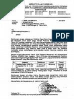 Surat Pemanggilan Peserta Latsar Cpns Gol III 17 Juni - 16 Agustus 2019
