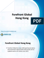 Forefront Global Hong Kong