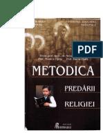 B 134245242 Metodica Predarii Religiei S