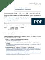TP 4 - Econometria