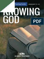 KnowingGod Annual2017 English eBook